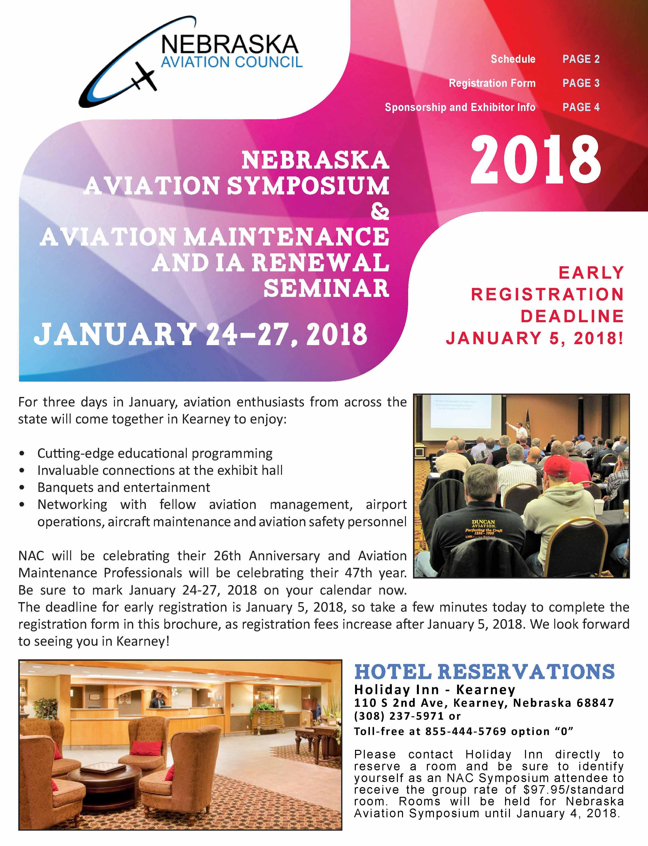 2018 NAC Convention Brochure-print