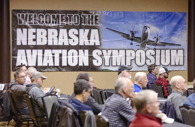 The 2019 Nebraska Aviation Symposium was held at the Holiday Inn in Kearney, Nebraska, on January 23-26, 2019. Photo/Jake Daniels